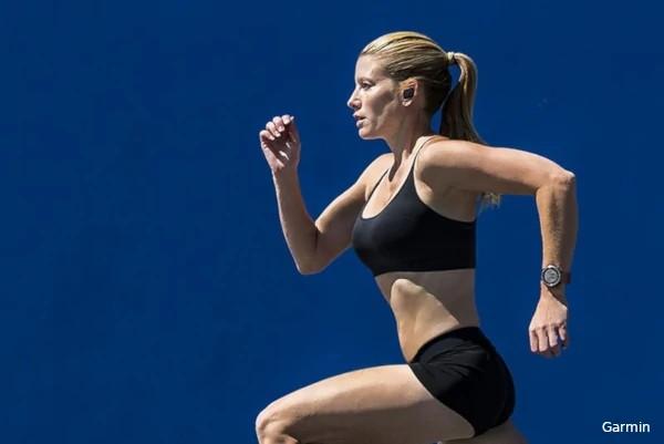 Bieganie z zegarkiem Garmin