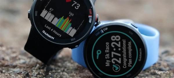 Zegarki biegowe Garmin