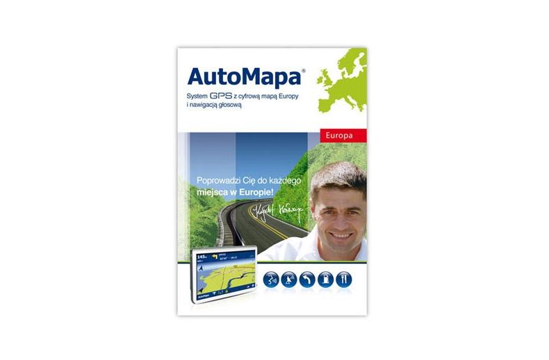 Automapa Europa Android 366dni Realizowane W 24h Online