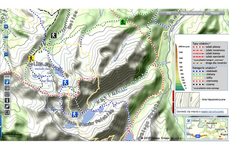 Mapa Topo Mapa