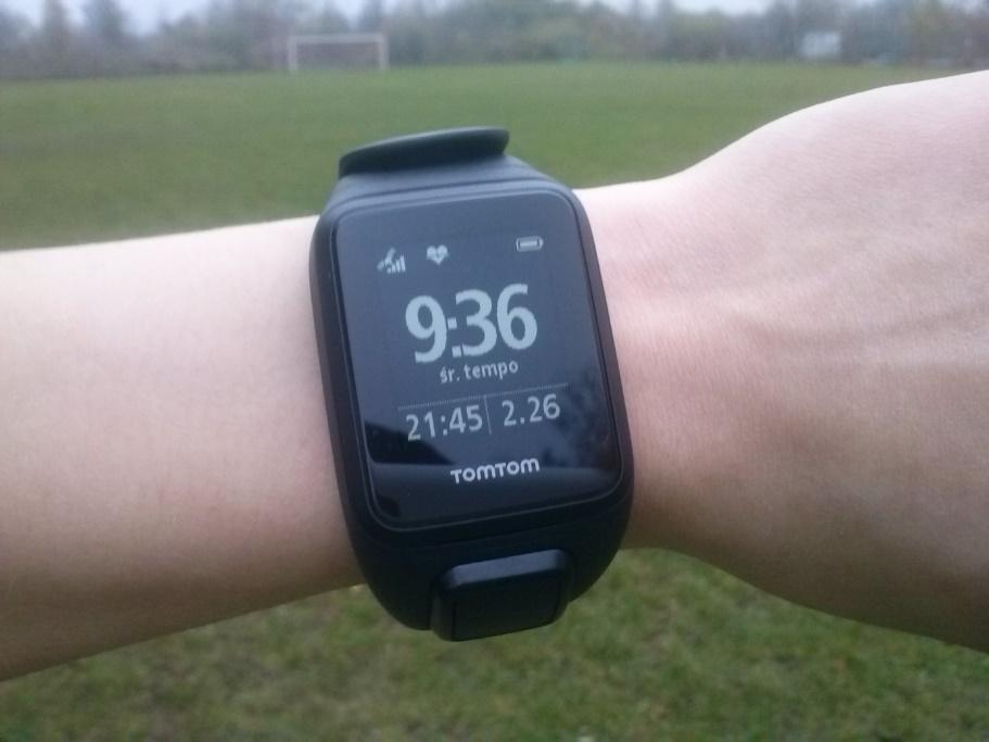 TomTom Spark 3 Music + Cardio – zegarek sportowy do noszenia na co dzień c4549a3efef
