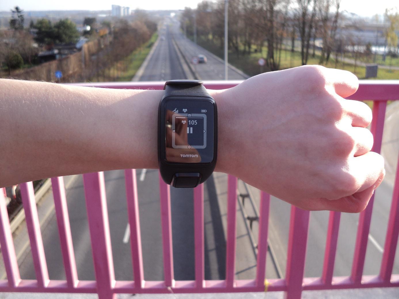 TomTom Spark 3 Music + Cardio – zegarek sportowy do noszenia na co dzień