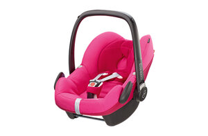 Maxi-Cosi Pebble Berry Pink 2017 title=