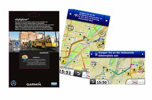 Garmin cityXplorer One Time