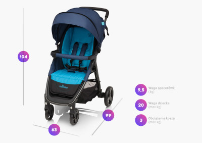 Baby Design Clever 2019 funkcje