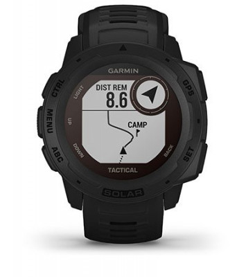 Funkcje Garmin Instinct Tactical Edition Solar