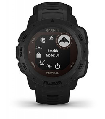 Przewaga Garmin Instinct Tactical Edition Solar