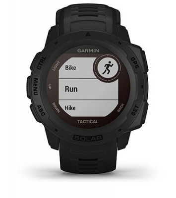 Atrybuty Garmin Instinct Tactical Edition Solar
