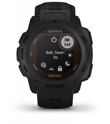 Garmin Instinct Tactical Edition Solar cecha