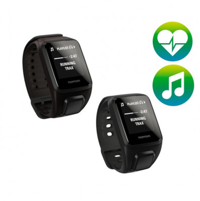 OUTLET Tomtom Spark Fit Cardio Music