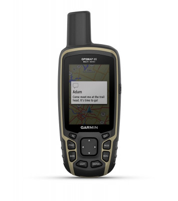 Zaleta Garmin GPSMAP 65 [010-02451-01]