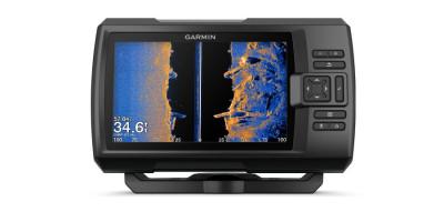 Funkcje Garmin Striker Vivid 9sv z przetwornikiem GT52-TM [010-02554-01]