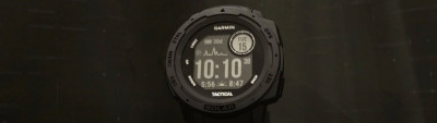 Garmin Instinct Tactical Edition Solar - zalety